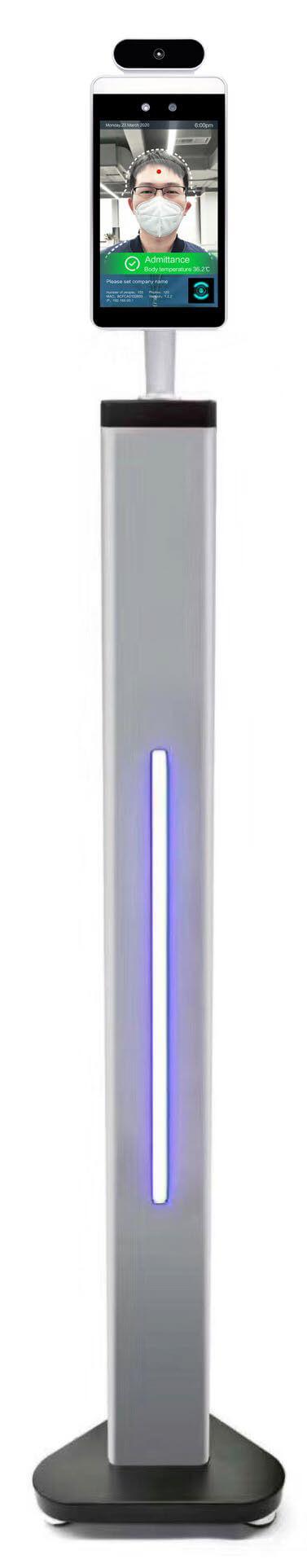 Temperatuur scanner