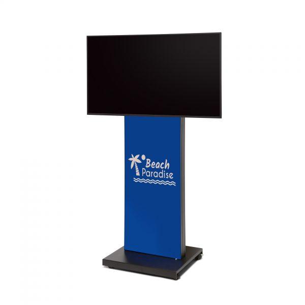 Standaard digitaal scherm textielframe